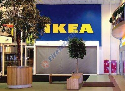 Экономичные противопожарные шторы FireShield-EI120 в IKEA
